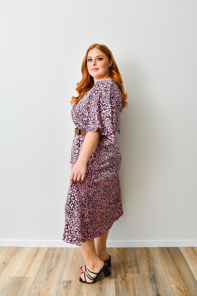 Amelia dress - Friday Flamingo