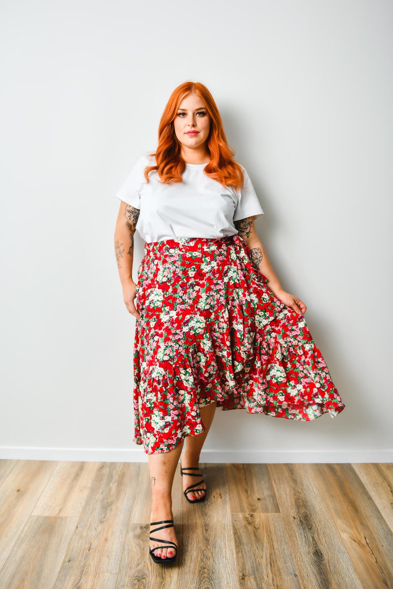 Jessie Skirt - Friday Flamingo