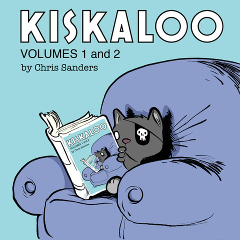 """KISKALOO: Volumes 1 and 2"" paperback (SIGNED)"