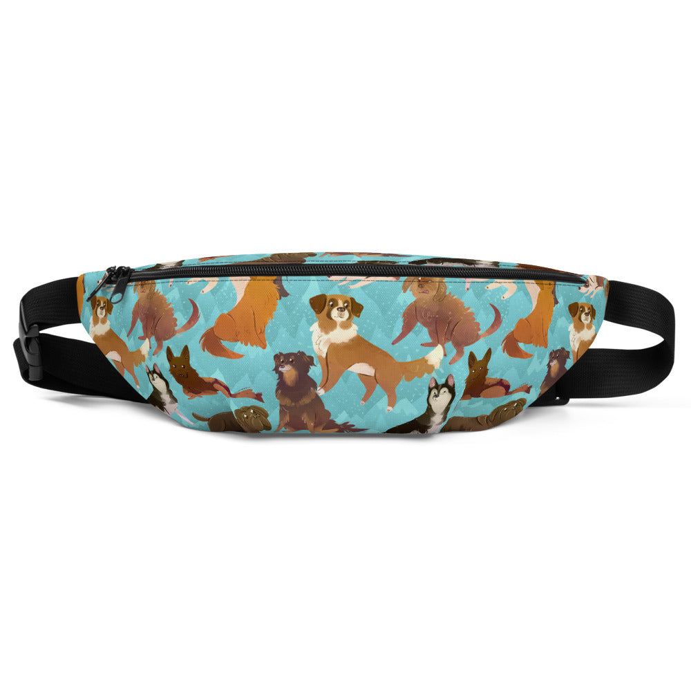 COTW training pouch - Sled Dogs