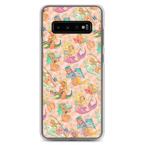 Florida Girls (Pink Pineapple) - Pin-Up Samsung case