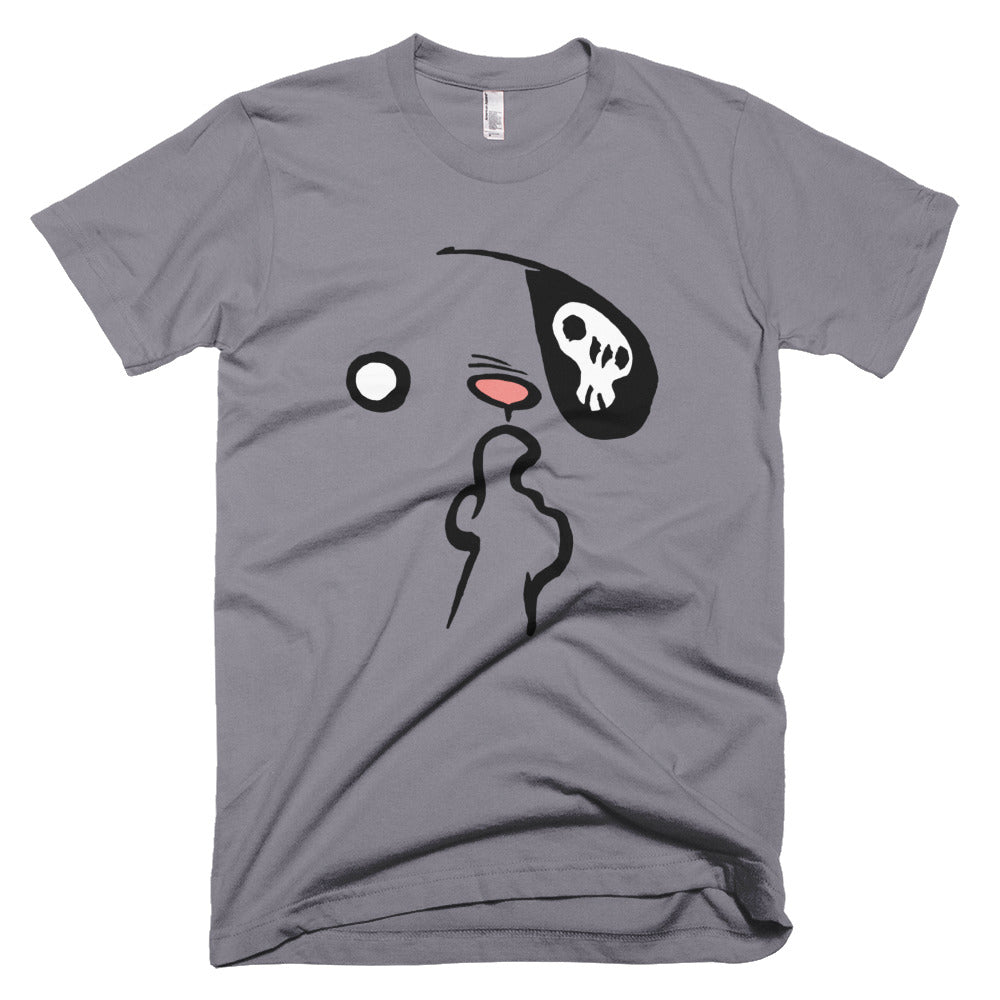 Ogo Moods: Thoughtful - KISKALOO short-sleeve t-shirt - unisex