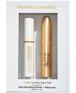 Grande Cosmetics Lash Junkie Duo Set - 4mL