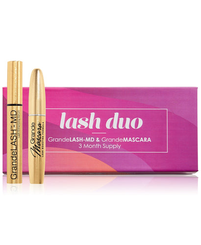 Grande Cosmetics Lash Duo - 3 Month Supply