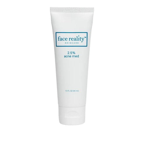 Face Reality 2.5% Acne Med 1.5 oz