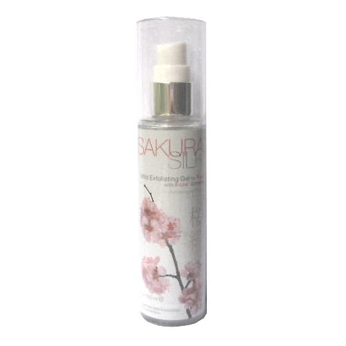 Sakura Silk Mild Exfoliating Gel for Feet - Sophie's Cosmetics