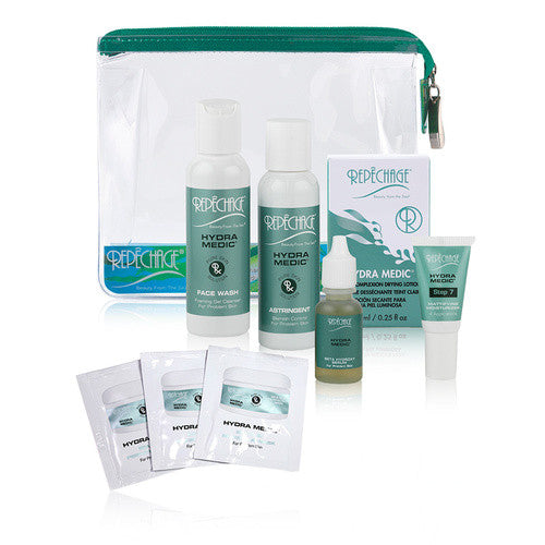 Sale - Repechage Hydra Medic Travel Collection - 8 piece (HMT)