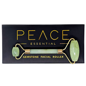 Peace Essential Gemstone Facial Roller - JADE