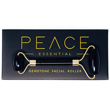 Peace Essential Gemstone Facial Roller - BLACK OBSIDIAN