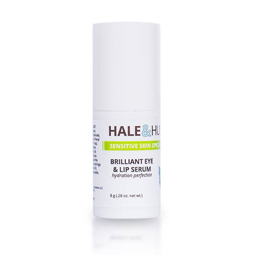 Hale & Hush Brilliant Eye & Lip Serum - 0.25 fl oz