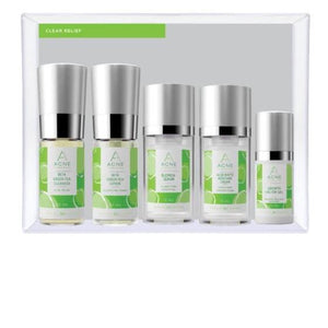 Rhonda Allison Clear Relief - Travel Set
