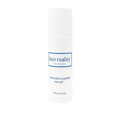 Face Reality Antioxidant Peptide Eye Gel 0.5 oz