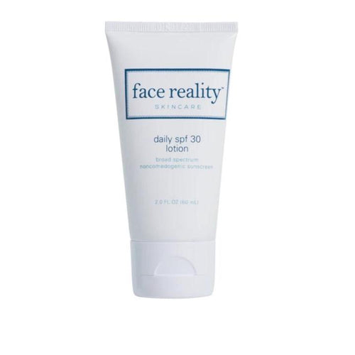 Face Reality Daily SPF30 Lotion - 2 oz