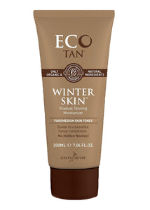 Eco Tan Winter Skin Gradual Tanning Moisturizer - 7.04 oz (Fair/Medium)