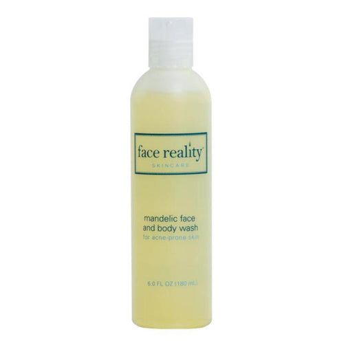 Face Reality Mandelic Face and Body Wash 6 oz