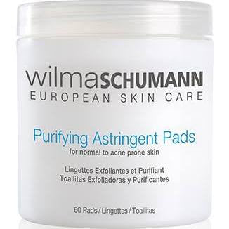 Sale - Wilma Schumann Purifying Astringent Pads (60 pads)