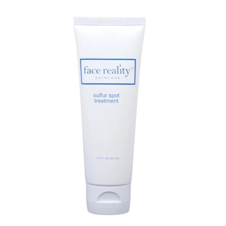 Face Reality Sulfur Spot Treatment 1.5 oz
