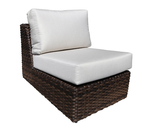 Louvre Sectional  Slipper Chair
