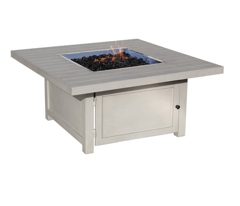 Outdoor Fire Pit : Monaco 49'' SQ