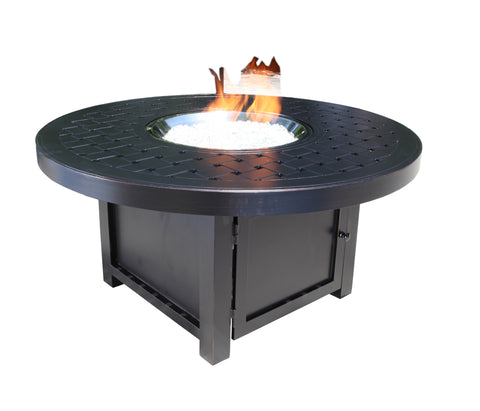 Outdoor Fire Pit : Hampton 48'' Round
