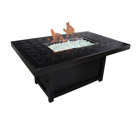 Outdoor Fire Pit : Hampton 50'' x 32''