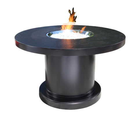 Outdoor Fire Pit : Venice 48'' Dining