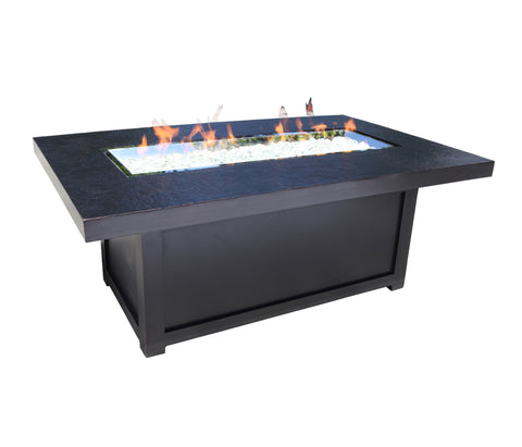 Outdoor Fire Pit : Venice 58'' x 36''