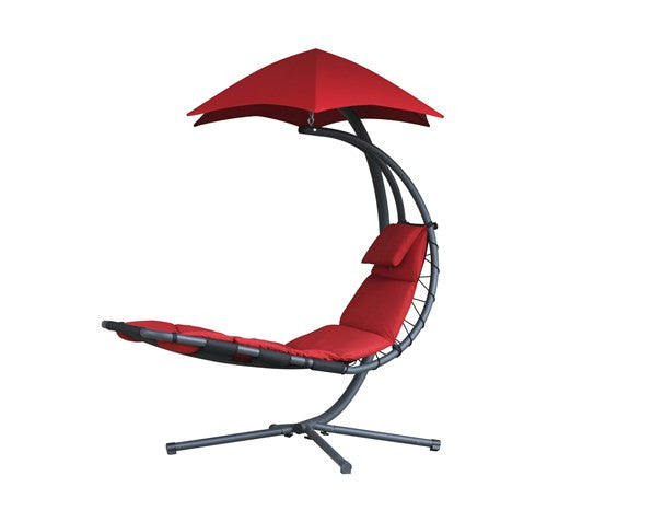 The All Wheather Dream Chair™ Cherry Red