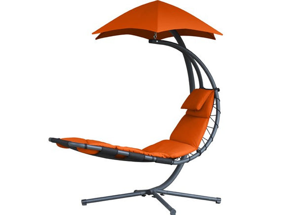The All Weather Dream Chair™ Orange Zest