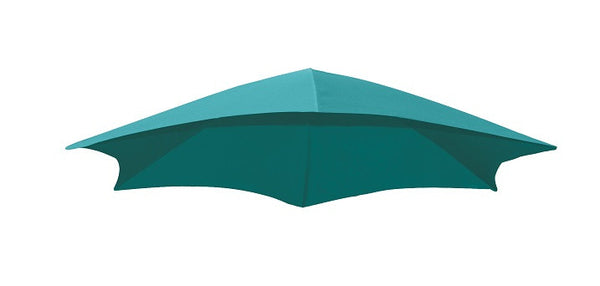 Dream Umbrella Fabric- True Turquoise