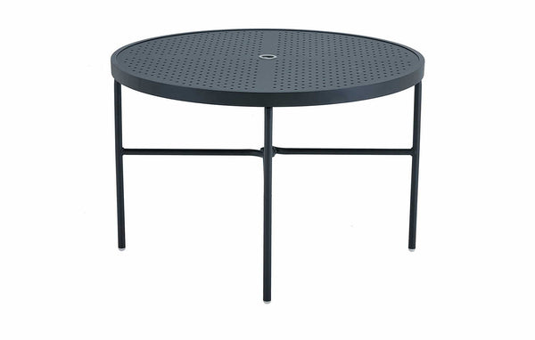 42'' ROUND DINIING TABLE STAMP TOP (ROUND EXTRUSION LEGS)