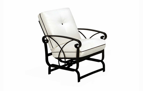SPRING BASE LOUNGE ROCKER