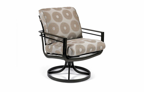 SWIVEL TILT DINING CHAIR