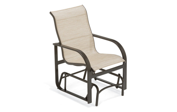 HIGH BACK CHAIR GLIDER