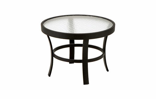 24'' ROUND OCCASIONAL TABLE