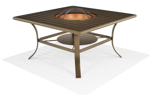 48'' SQUARE FIRE PIT