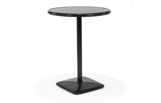 "30"" Round Bistro Bar Cafe Table"