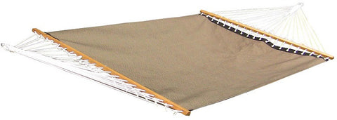 Poolside Hammock - Double- taupe