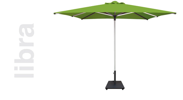 Libra Commercial Umbrella by Shademaker
