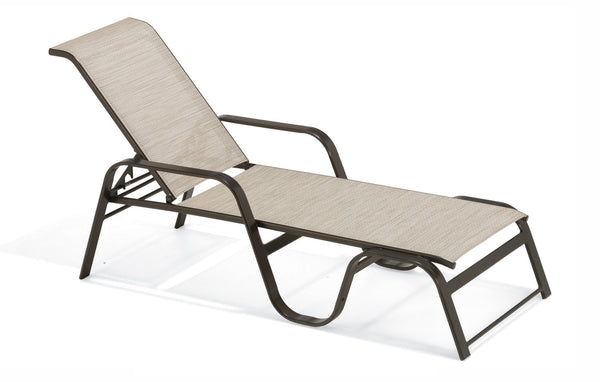 STACKABLE CHAISE
