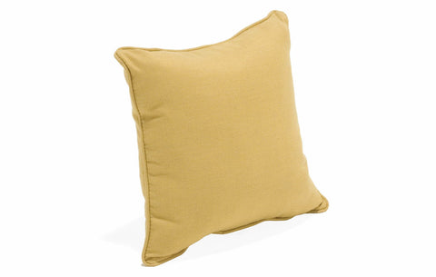 18'' SQUARE THROW PILLOW WITH WELT