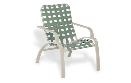 Winston Evolution Crossweave Strap Chair