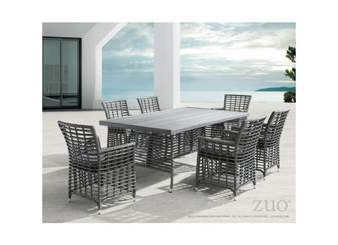 Sandbanks Dining set by Zuo Vive