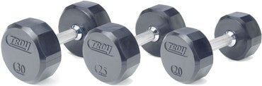 Troy 12 Sided Dumbbells