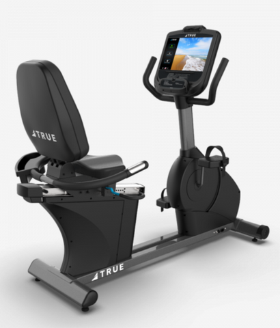 TRUE - 400 RECUMBENT BIKE