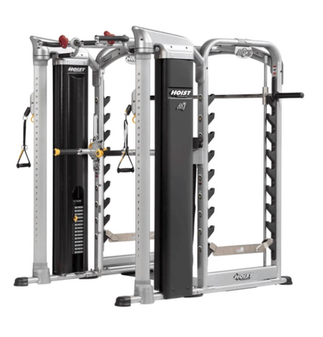 Mi7-SMITH-ENS Mi7 Smith Functional Training System
