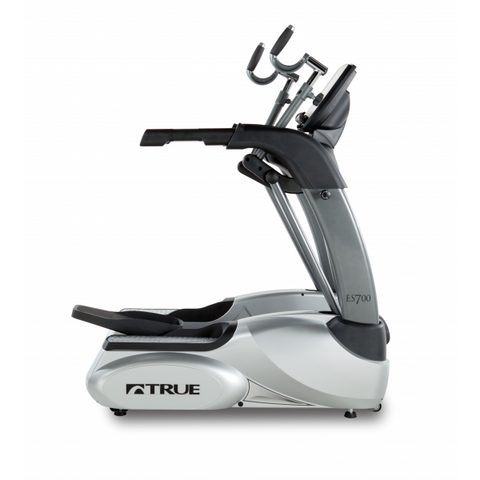 TRUE ES700 Home Elliptical Trainer with Rotating Handles