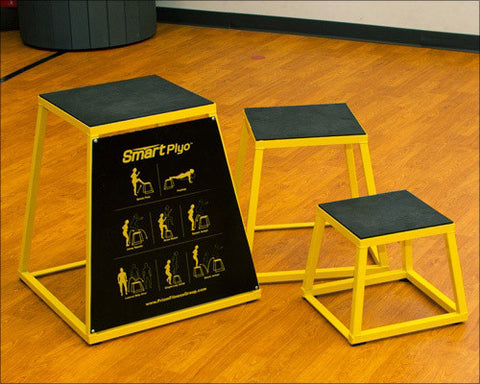 Prism  Smart Plyos, 3 box set  (12'',18'',24'')