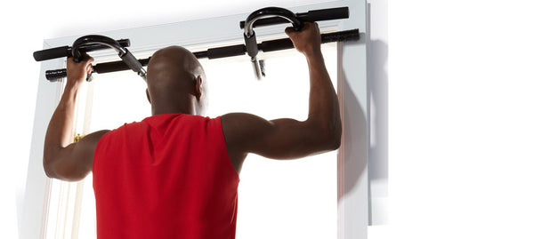 Spri Premium Pull Up Bar