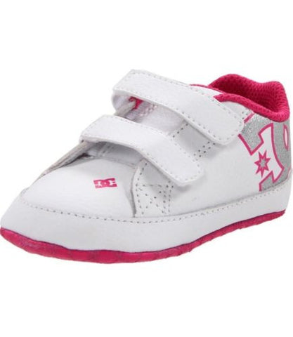 Dc Toddler Crib Shoes Model Court Graffik Size 4.0